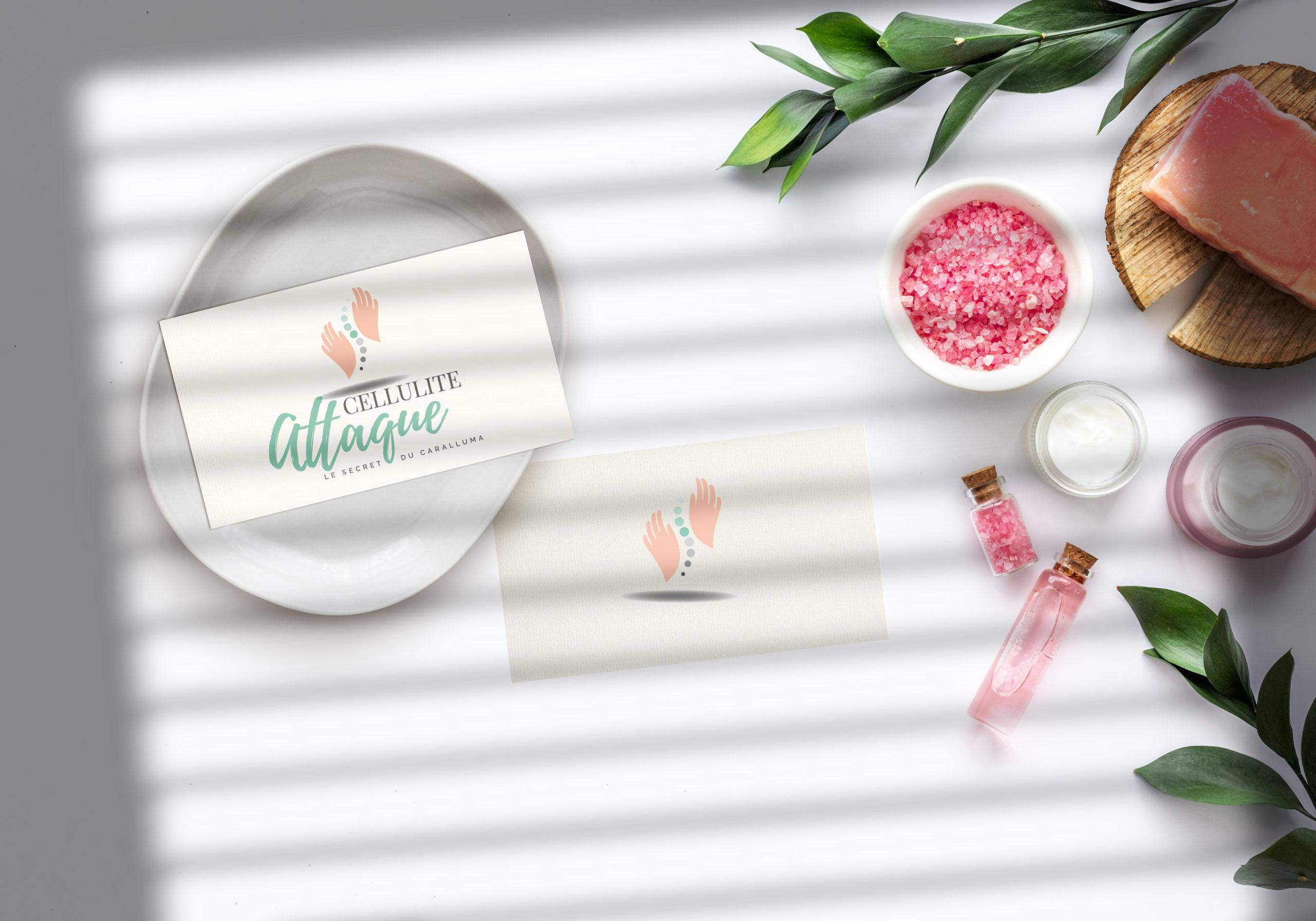 Branding marque cellulite Chic Studio