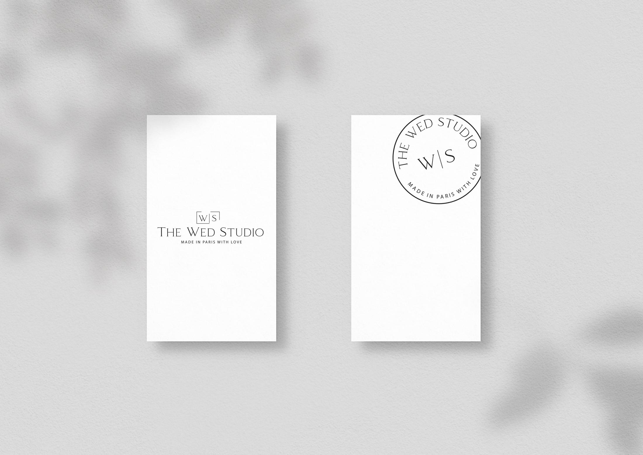 branding the wed studio Chic Studio