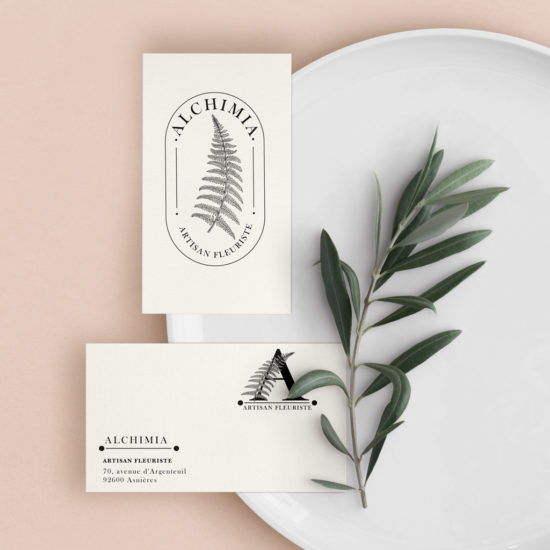 logotype Alchimia Chic Studio